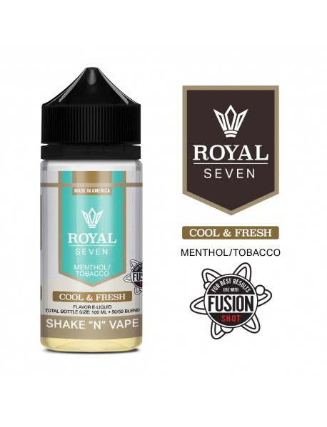 Lichid Royal 7 - Cool & Fresh 50ml