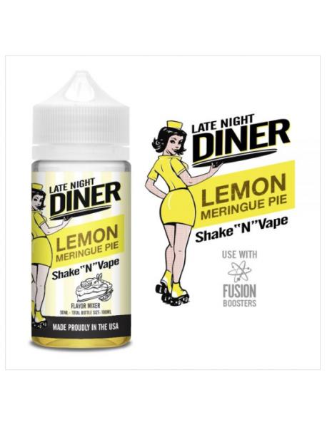 Late Night Diner - Lemon Meringue Pie 50ml