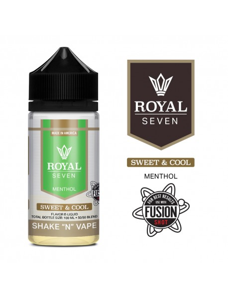 Lichid Royal 7 - Sweet & Cool 50ml