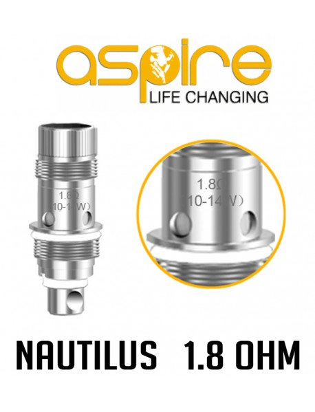 Rezistenta Aspire Nautilus 1.8 ohm