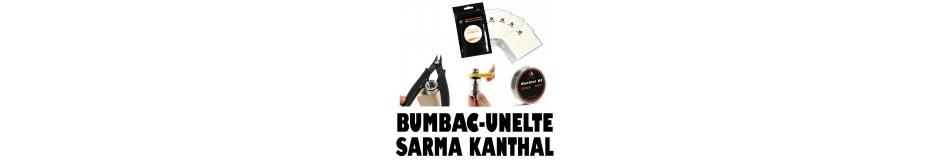 Bumbac - Sarma Kanthal - Unelte
