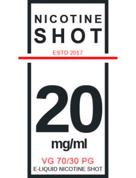 Nicshot Pinky 20mg/ml