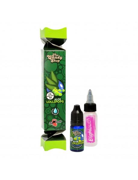 Aroma Aloe Lollipops Big Mouth 10ml