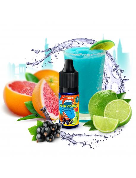 Aroma New York Blue Tea Big Mouth 10ml