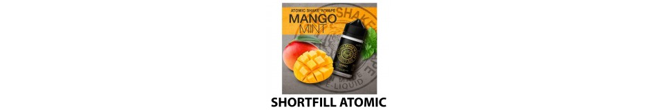 Shortfill Atomic 50ml