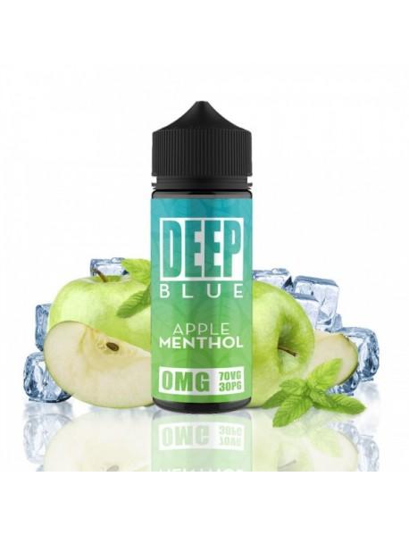 Deep Blue Mar Menthol 100ml fara nicotina