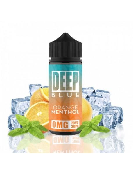 Deep Blue Portocale Menthol 100ml fara nicotina