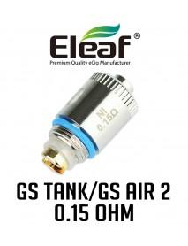 Rezistenta Eleaf GS Tank/GS Air 2 - 0.15 ohm