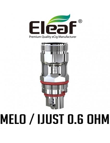 Rezistenta Eleaf EC Melo, iJust 0.6 ohm