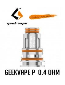 Rezistenta Geekvape P 0.4 ohm -  Aegis Boost Pro