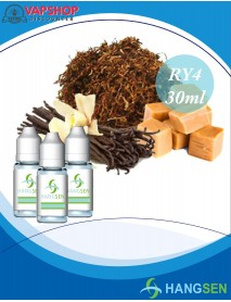 RY4 tobacco Hangsen 30ml