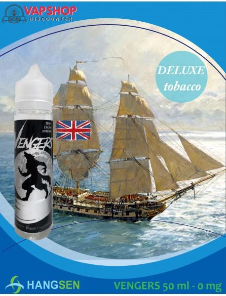 DELUXE Tobacco Hangsen Vengers 50ml fara nicotina
