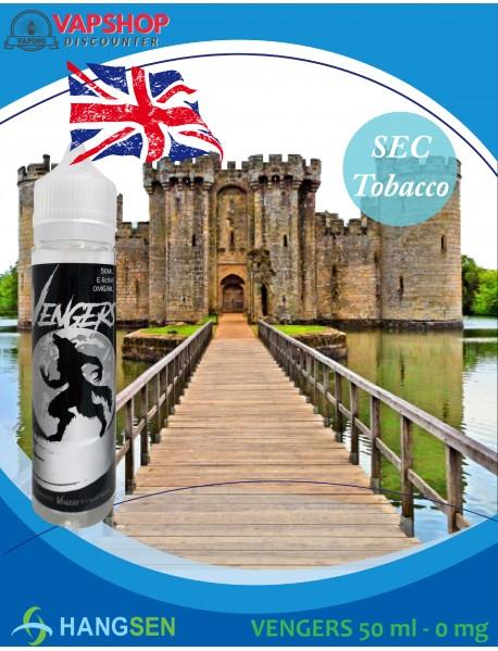 SEC Tobacco Hangsen Vengers 50ml fara nicotina