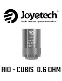 Rezistenta AIO -CUBIS 0.6ohm