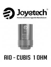 Rezistenta AIO -CUBIS 1.0ohm