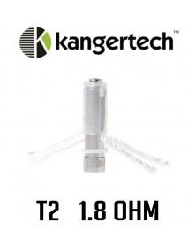 Rezistenta Kanger T2 1.8 ohm