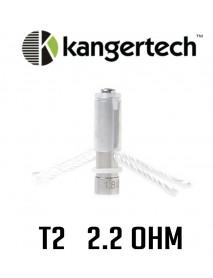 Rezistenta Kanger T2 2.2 ohm