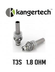 Rezistenta T3S 1.8 ohm