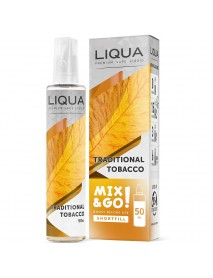Traditional Tobacco Shortfill Liqua 50ml