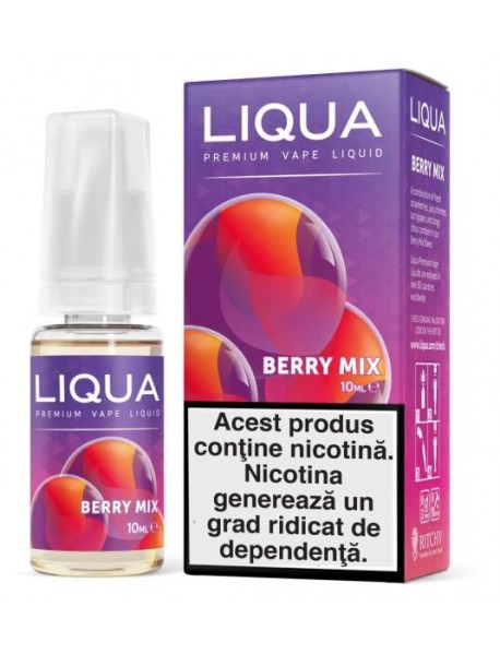 Liqua Berry Mix 10ml