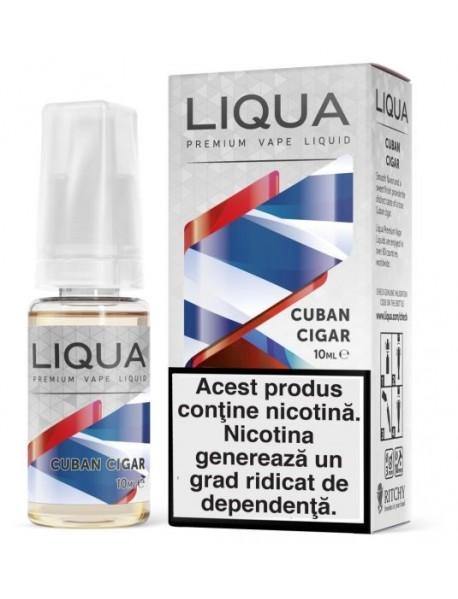 Liqua Cuban Cigar 10ml