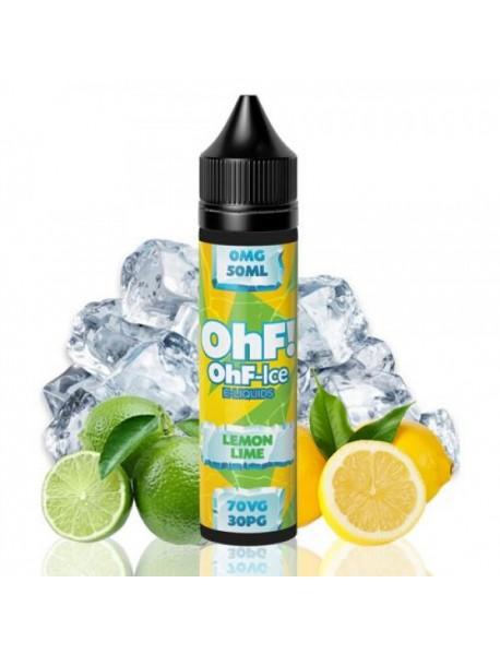OHF Ice Lamaie Lime 50ml fara nicotina