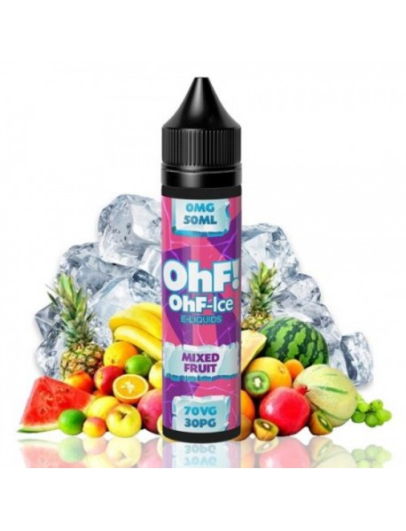 OHF Ice Mix de Fructe 50ml fara nicotina - 0mg