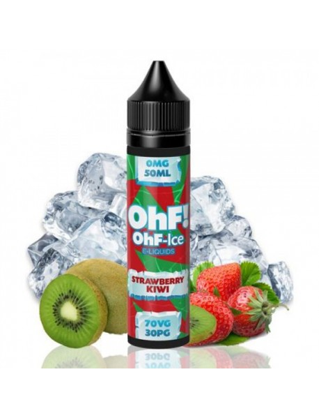 OHF Ice Capsuni Kiwi 50ml fara nicotina
