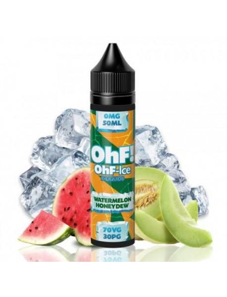 OHF Ice Pepene rosu, pepene galben 50ml fara nicotina