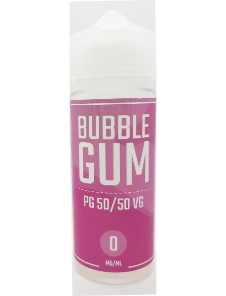 Lichid/Baza 100ml Bubble Gum - 0% nicotina