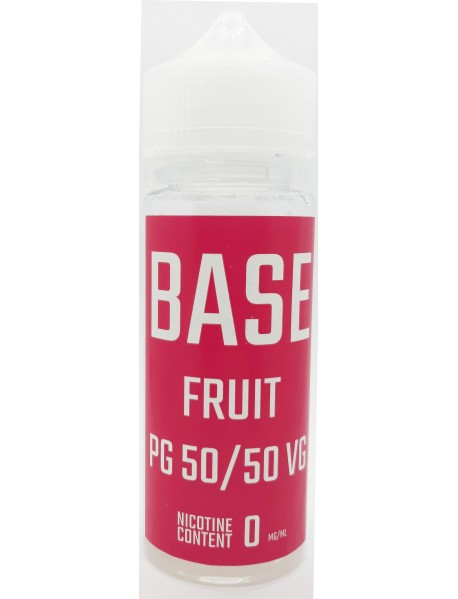 Lichid/Baza 100ml Base Fruit - 0% nicotina
