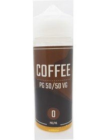 Lichid/Baza 100ml Coffee - 0% nicotina