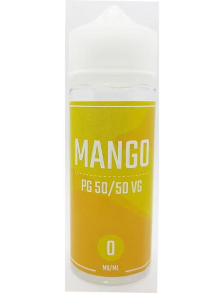 Lichid/Baza 100ml Mango - 0% nicotina