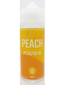 Lichid/Baza 100ml Piersica - 0% nicotina