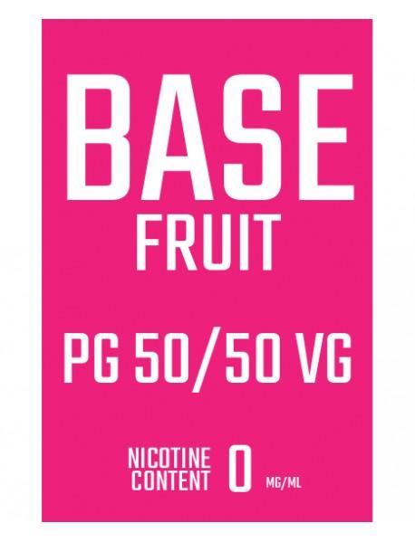 Baza 100ml Berry Mix - 0% nicotina