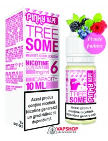Pinky Vape Fructe de Padure10ml - Tree Some