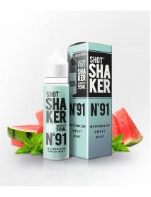Pepene rosu si menta - Lichid Shot Shaker 50ml N.91