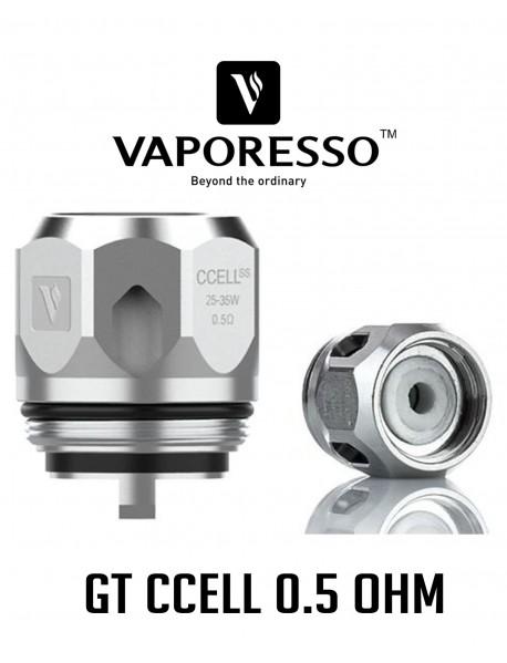 Rezistenta GT CCELL 0.5 ohm, Vaporesso
