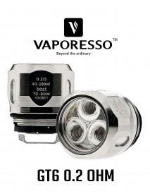 Rezistenta GT6 0.2 ohm, Vaporesso