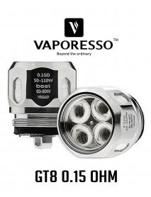Rezistenta GT8 0.15 ohm, Vaporesso