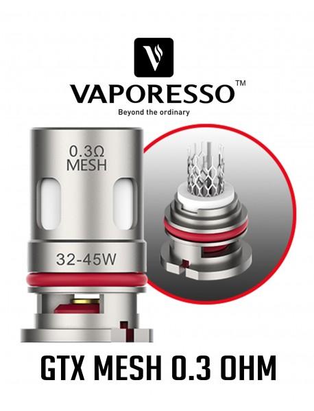 Rezistenta GTX MESH 0.3 ohm Vaporesso